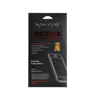 Защитная пленка Remax для Samsung Galaxy Note 3 - бриллиантовая