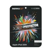 Защитная пленка Remax для iPad 2, New iPad 3, iPad 4, бриллиантовая