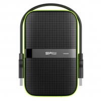 Внешний HDD Silicon Power Armor A60 4TB USB 3.0 Black
