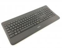 Клавиатура Logitech K800 Black