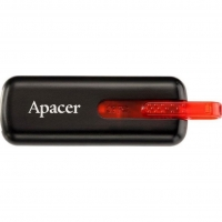 USB накопитель Apacer AH326 64GB Black