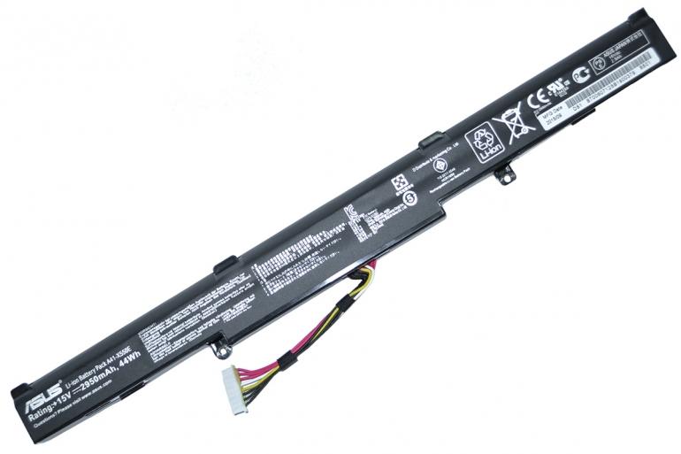 Батарея Asus A450 A450C A750J F450E F450J K550D K751M R571J X450J X750J 15V 2950mAh, Оригинал
