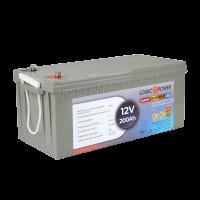 Аккумулятор гелевый LogicPower LPM-GL 12-200 AH