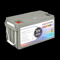 Аккумулятор гелевый LogicPower LPM-GL 12-65 AH