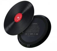 Беспроводное зарядное устройство Remax Vinyl Черный