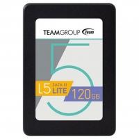 "Накопитель SSD Team L5 Lite 3D 2.5"" 120GB SATA III MLC"