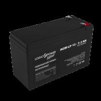 Аккумулятор LogicPower AGM LP 12-7.2 AH SILVER