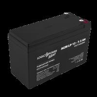 Аккумулятор LogicPower AGM LP 12-7.5 AH SILVER