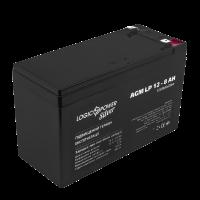 Аккумулятор LogicPower AGM LP 12-8.0 AH SILVER