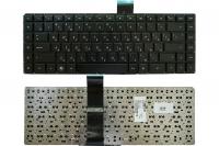 Клавиатура для ноутбука HP ENVY 15 Series черная без рамки Прямой Enter