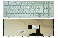 Клавиатура для ноутбука Sony VPC-EL Series белая
