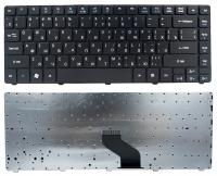 Клавиатура для ноутбука Acer Aspire 3810 3820 4339 4625 4738 4741 4745 4820 eMachines D440 528 640 730 черная