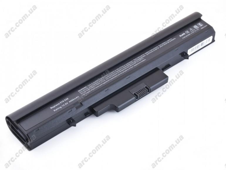 Батарея для ноутбука HP 510 530 HSTNN-FB40 HSTNN-IB45 14.8V 4400mAh