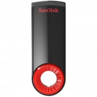 USB накопитель SanDisk Cruzer Dial 32GB Black/Red