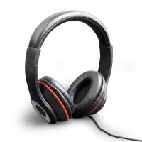 Наушники Gembird Audio MHS-LAX-B Black