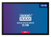 "Накопитель SSD Goodram 2.5"" 120GB CL100 GEN.2 SATA III TLC"