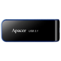 USB накопитель Apacer AH356 64GB Black