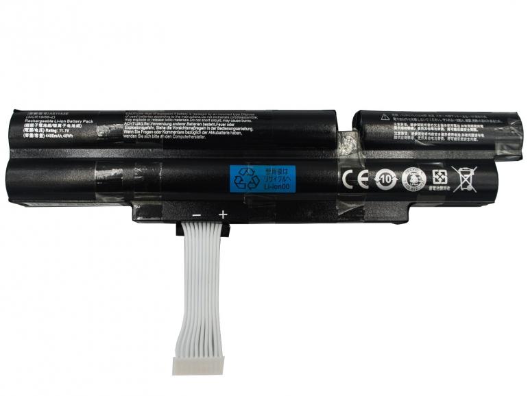 Батарея Elements PRO для Acer Aspire Timeline 3830 4830 5830 11.1V 4400mAh