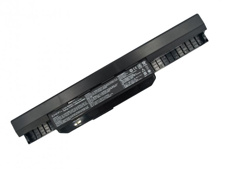 Батарея Elements MAX для Asus A43 A53 K43 K53 X53 10.8V 5200mAh
