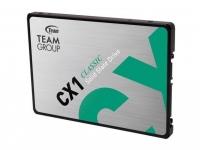 "Накопитель SSD Team 2.5"" CX1 240GB SATAIII 3D TLC"