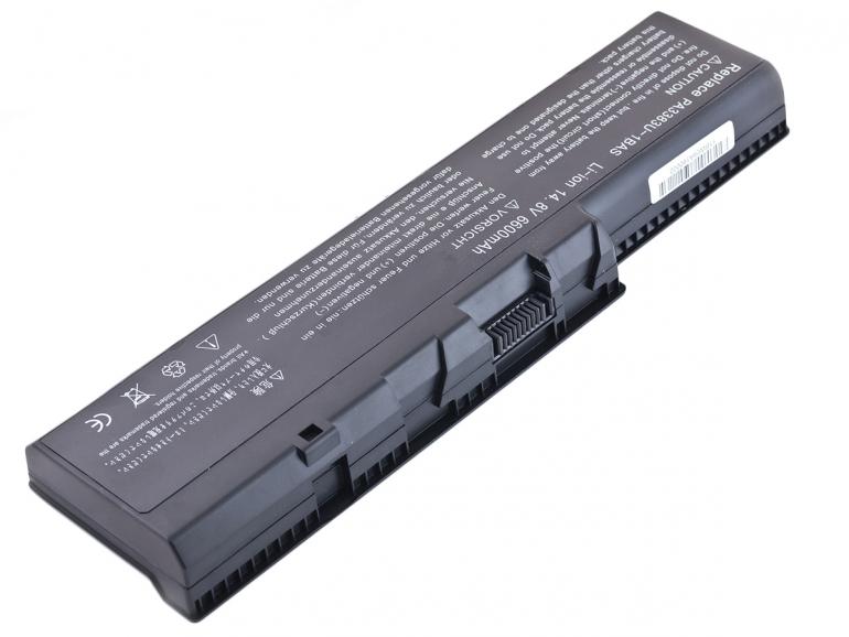 Батарея для ноутбука Toshiba Satellite A70 A75 P30 P35 14.8V 6600mAh