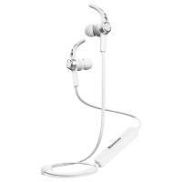 Наушники Baseus B11 Licolor Bluetooth Серый/Белый