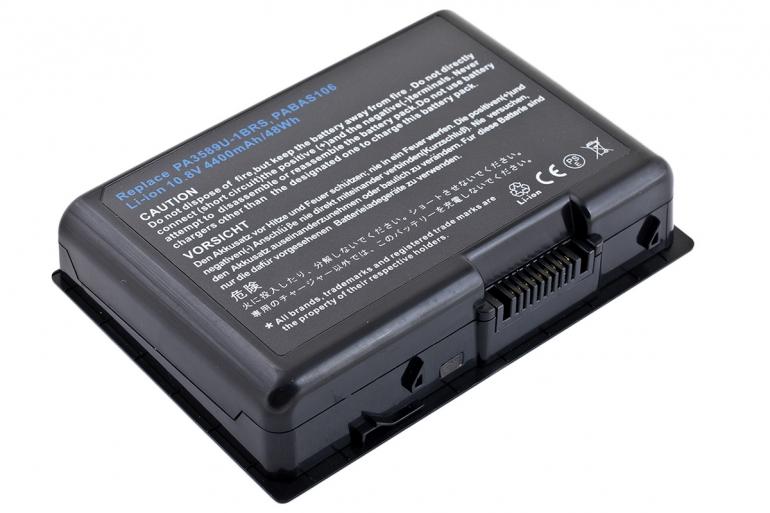 Батарея для ноутбука Toshiba Qosmio F40 F45 PA3589 10.8V 4400mAh