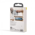 Сетевое зарядное устройство Baseus Speed PPS Smart Shutdown + Digital Display, 2 порта, USB + Type-C 45W Белый