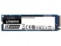 Накопитель SSD Kingston M.2 250Gb A2000 PCIe 3.0 4x 2280 3D NAND TLC
