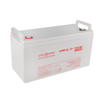 Аккумулятор гелевый LogicPower LPM-GL 12-120 AH