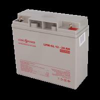 Аккумулятор гелевый LogicPower LPM-GL 12-20 AH