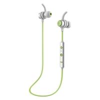Наушники Baseus B16 Comma Bluetooth Silver/Green