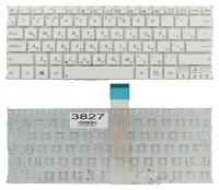 Клавиатура для ноутбука Asus F200 F200CA F200LA X200 X200C X200CA X200L X200M R202 белая без рамки Прямой Enter