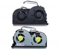 Вентилятор Lenovo Y50-70AF Y50-70AM Y50-70AS Y50-50 Y50-80 Original 4+4 pin