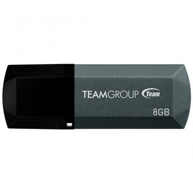 USB накопитель Team C153 8GB Black