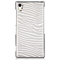 Чехол Vouni для Sony Xperia Z2 Glimmer Zebra Silver
