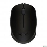 Мышь Logitech B170 Wireless Black