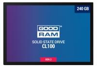 "Накопитель SSD Goodram 2.5"" 240GB CL100 GEN.2 SATA III TLC"