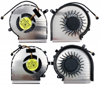 Вентилятор MSI GE62 GE72 GL62 GL72 GP62 GP72 PE60 PE70 левый+правый Original 3pin