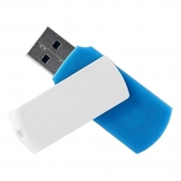USB накопитель Goodram Colour Mix 16GB Blue/White