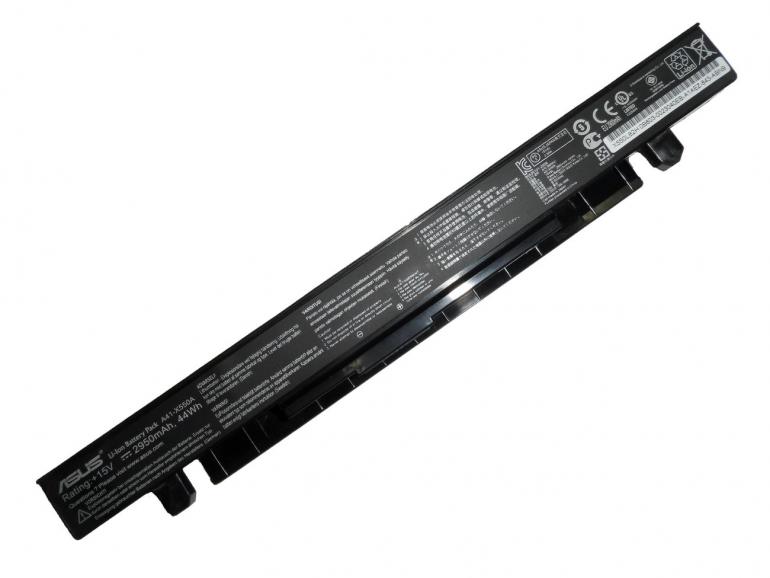 Батарея Asus X450 X452 X550 F550 R409 R510 15V 2950mAh