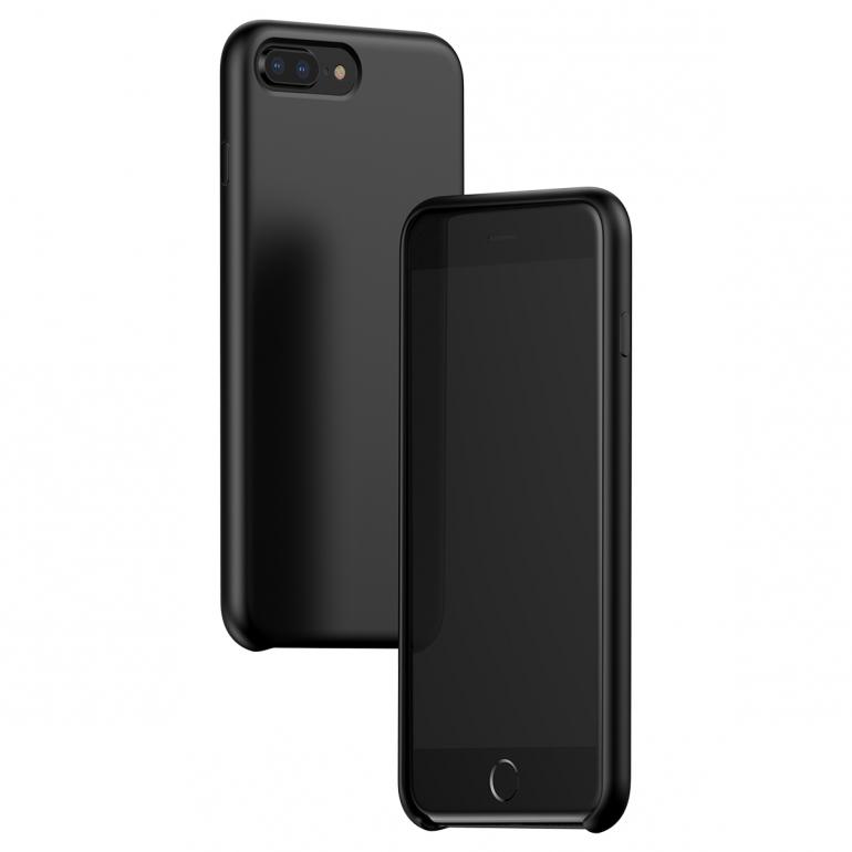 Чехол Baseus для iPhone 8 Plus/7 Plus Original LSR Black