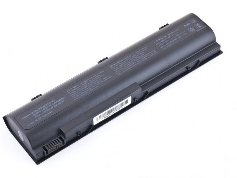 Батарея для ноутбука HP Pavilion DV1000 DV4000 Presario C300 C500 V2000 10.8V 4400mAh