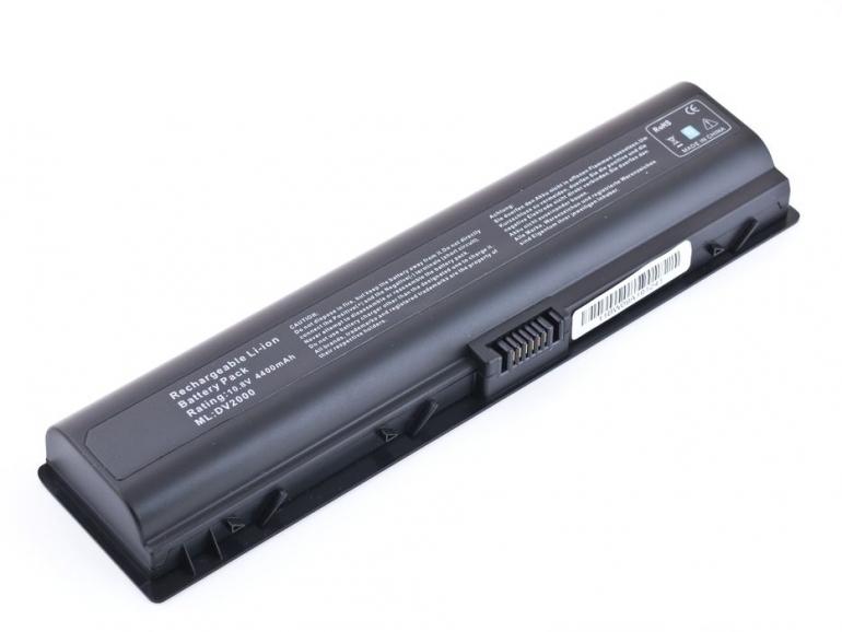 Батарея для ноутбука HP Presario C700 F500 V6000 Pavilion DV2000 DV6000 10.8V 4400mAh