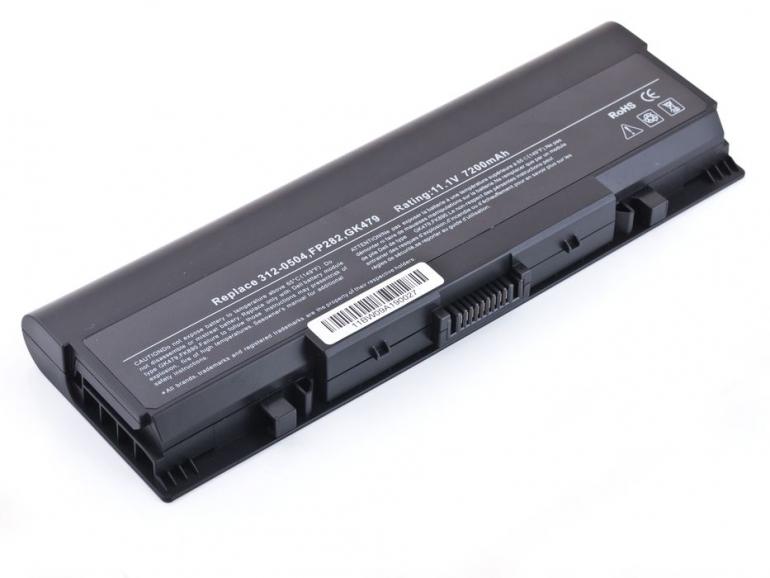 Батарея для ноутбука Dell Inspiron 1520 1521 172 1721 11.1V 6600mAh