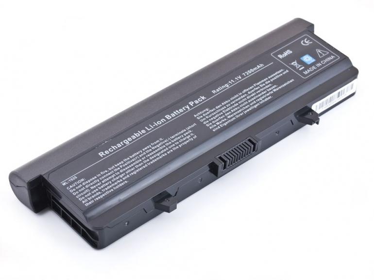 Батарея для ноутбука Dell Inspiron 1525 1526 1545 11.1V 6600mAh