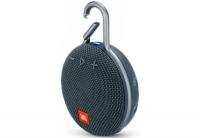 Портативная акустика JBL Clip 3 Blue