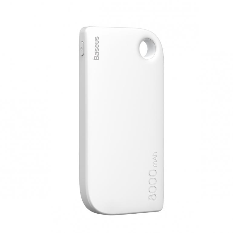 Внешний Аккумулятор Baseus Fan 8000mAh White
