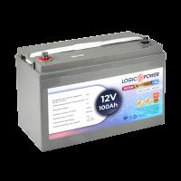 Аккумулятор гелевый LogicPower LPM-GL 12-100 AH