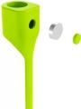 Держатель Baseus Earphone Strap для наушников AirPods, Зеленый